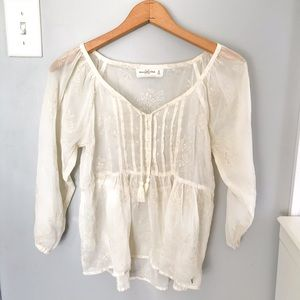 Abercrombie and Fitch Blouse Top